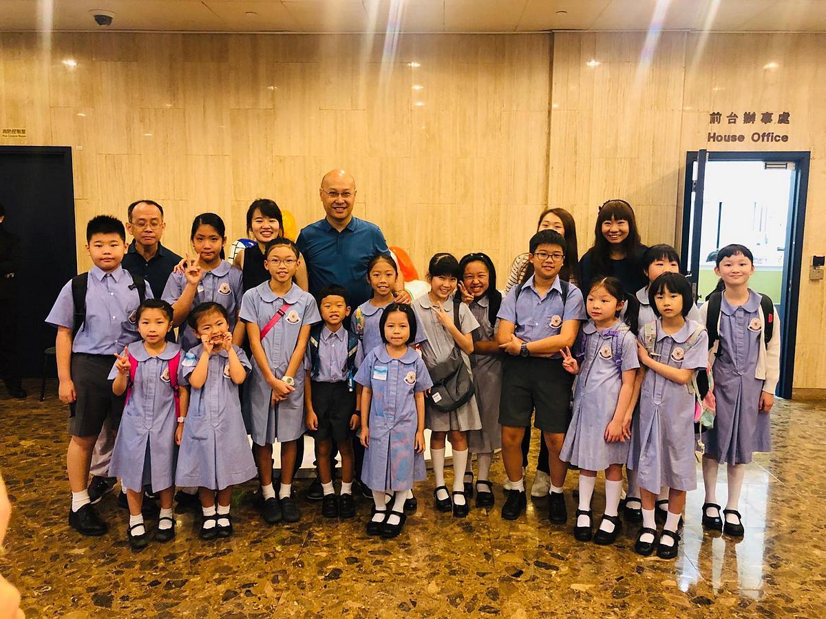 第六屆香港國際音樂節2019比賽(西樂小組小學組)
