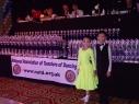 英國黑池舉行英國NATD標準舞及拉丁舞大...