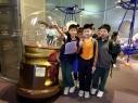 五年級常識科參觀(香港科學館)