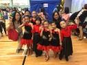 青衣體育館開放日拉丁舞表演