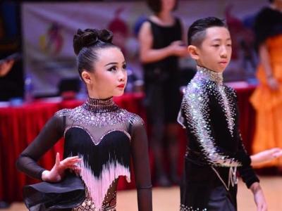 ADSF亞洲青年體育與舞蹈專項錦標賽香港2019