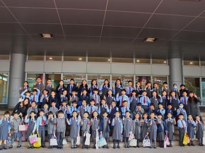 香港校際合唱節2020﹕合唱比賽(小學高級組)