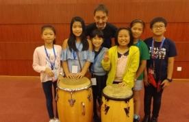 2017上海音樂學院國際打擊樂節暨第二屆IPEA國際打擊樂比賽(Day 2)
