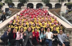 東華三院聯校合唱團聖誕頌歌節1881表演