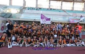 2018-19年度香港學界體育聯會青衣區小學校際田徑比賽