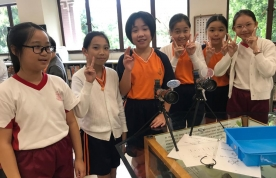 六年級常識科參觀可觀自然教育中心
