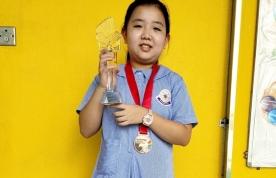 葵青區慶祝中華人民共和國成立七十二周年羽毛球比賽